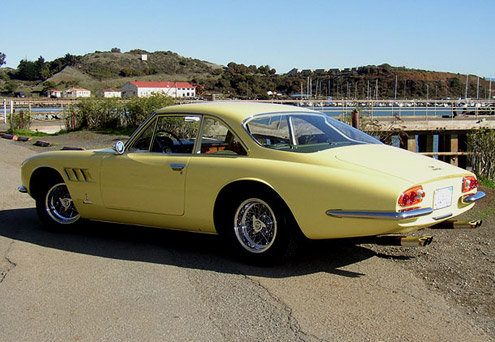 Ketcham Imports For Sale 1965 Ferrari 500 Superfast