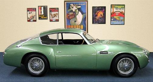 Ketcham Imports For Sale 1962 Aston Martin Db4 Gt Zagato