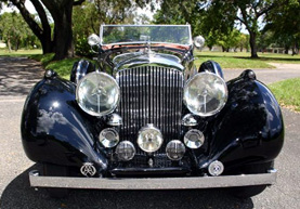 Details - 1938 Derby Bentley Carlton Convertible #B44MR