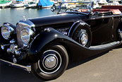 1938 Derby Bentley Carlton Convertible #B44MR