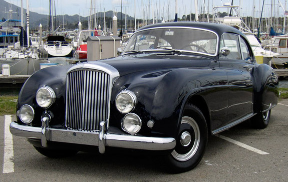 Bentley For Sale >> Ketcham Imports - For Sale - 1952 Bentley R-Type ...