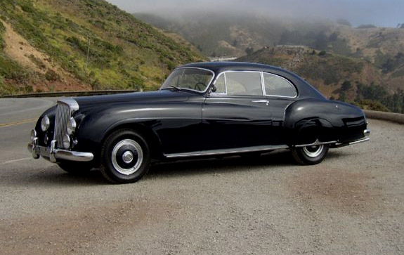 ... - For Sale - 1952 Bentley R-Type Continental Lightweight Fastback