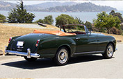 1957 Bentley S1 Park Ward Continental Convertible #BC15LDJ