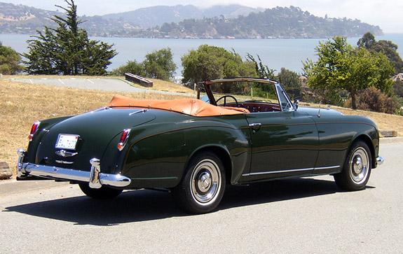 Ketcham Imports For Sale 1957 Bentley S1 Park Ward